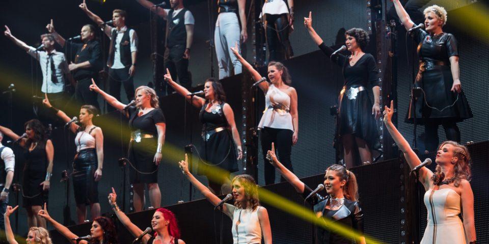 Perpetuum Jazzile – Le slovensko @ Arena Stožice, Ljubljana, 17/11/2018